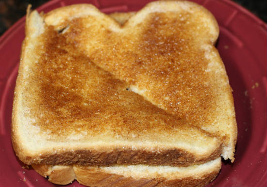 cinnamon toast - Cinnamon Toast
