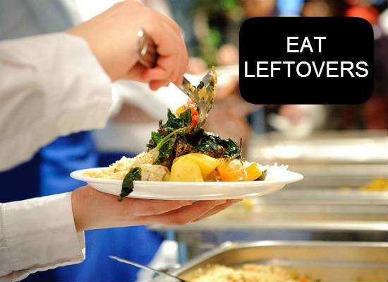 Eat Leftovers