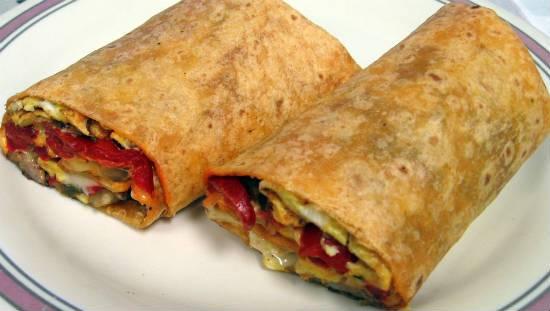 breakfast burritos - Breakfast Burritos