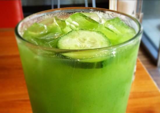 cucumber mint cooler - Cucumber Mint Cooler