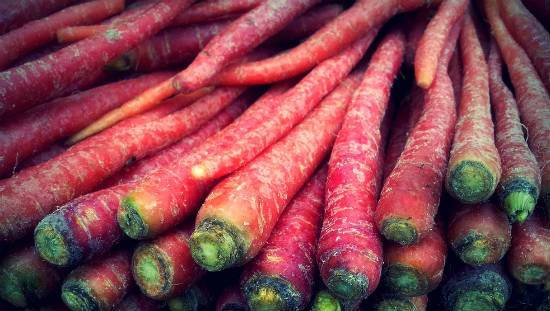 red radishes - Red Radish Chutney