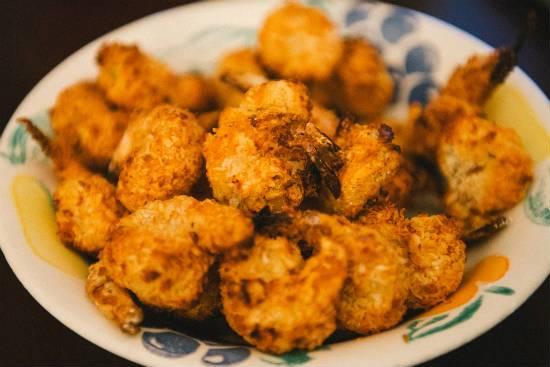 spicy coconut shrimp - Spicy Coconut Shrimp