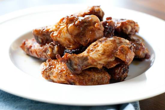 bbq chicken wings - BBQ Chicken Wings