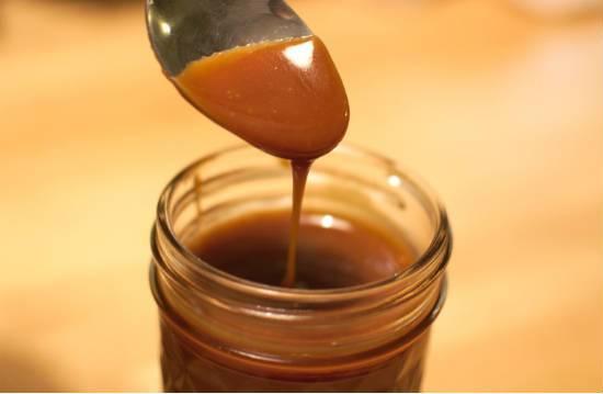 caramel sauce - Caramel Sauce