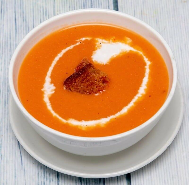 cream of tomato soup - Cream of Tomato Soup