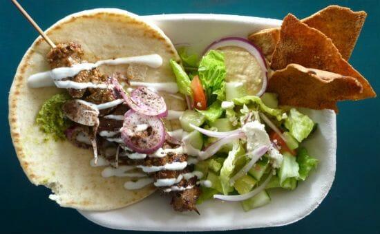 grilled lamb kebabs - Grilled Lamb Kebabs