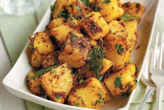Spiced Potato Curry Recipe