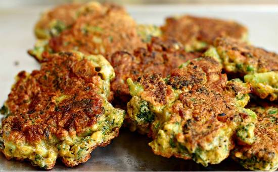 Broccoli Tikkis