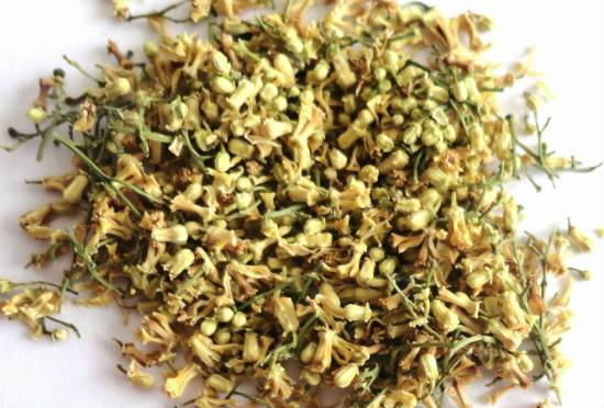 Veppam Poo (Dried Neem Flower)