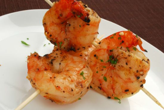 Tandoori Grilled Shrimp