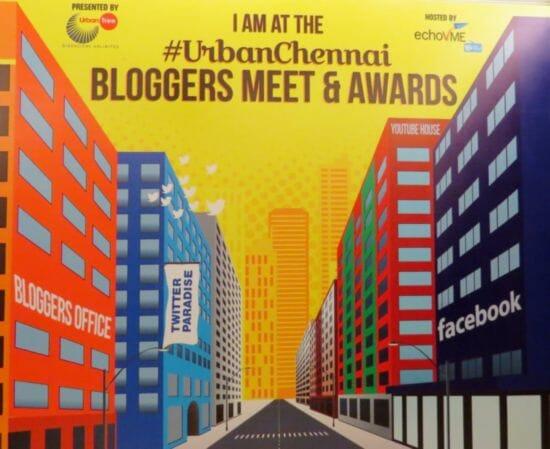 Urban Chennai Bloggers Meet