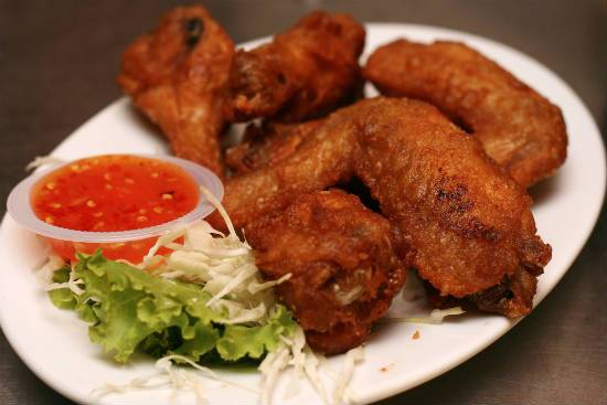 fried chicken wings - Fried Chicken Wings