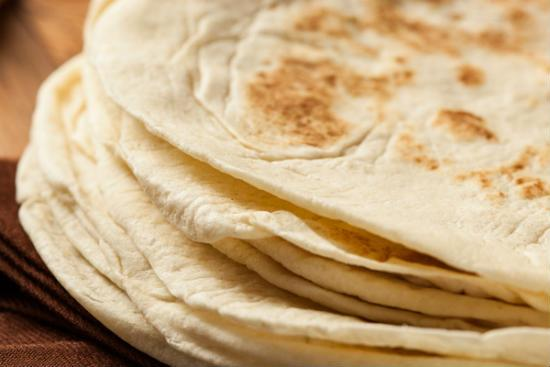 homemade flour tortillas - Homemade Flour Tortillas