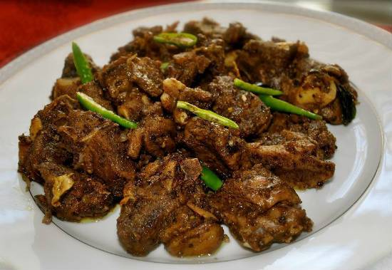 Virudhunagar Mutton Chukka