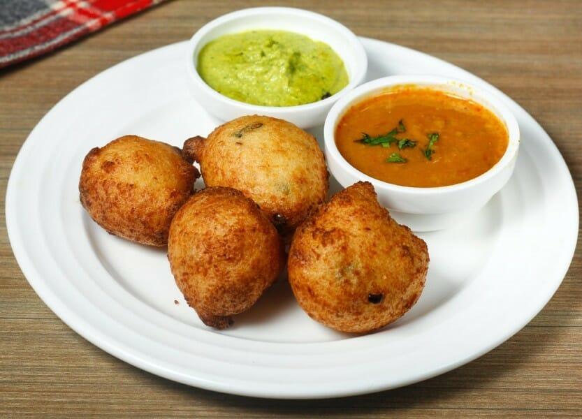 mangalore bonda - Mangalore Bonda