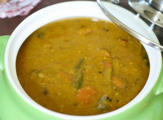 palakkad sambar - Palakkad Sambar