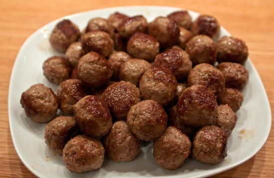 spicy meatballs - Spicy Meatballs