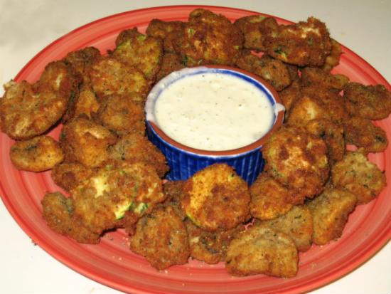 crumb fried mushrooms - Crumb Fried Mushroom