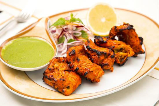 grilled chicken tikka - Grilled Chicken Tikka