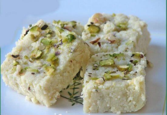 kalakand - Popular Krishna Jayanthi (Gokulashtami) Recipes