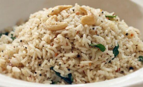 pepper cumin rice - Milagu Jeeragam Sadam (Pepper Cumin Rice)