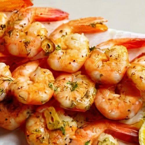 Shrimp Kebab / Jhinga Kebab