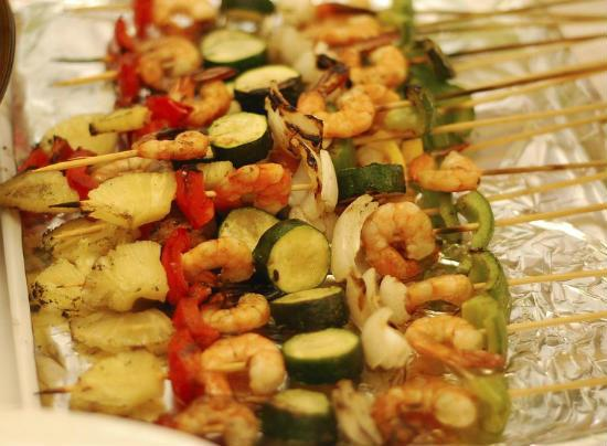 shrimp kebabs - Shrimp Kebab