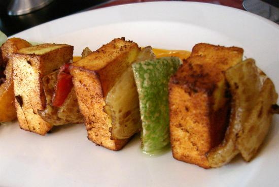 vegetable paneer kabab - Vegetable Paneer Kabab