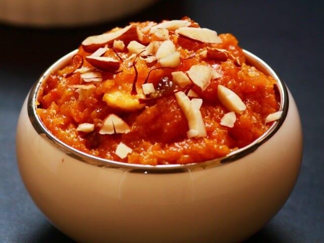 Carrot Halwa / Gajar ka Halwa