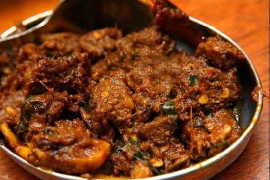 Mutton Ginger Varuval