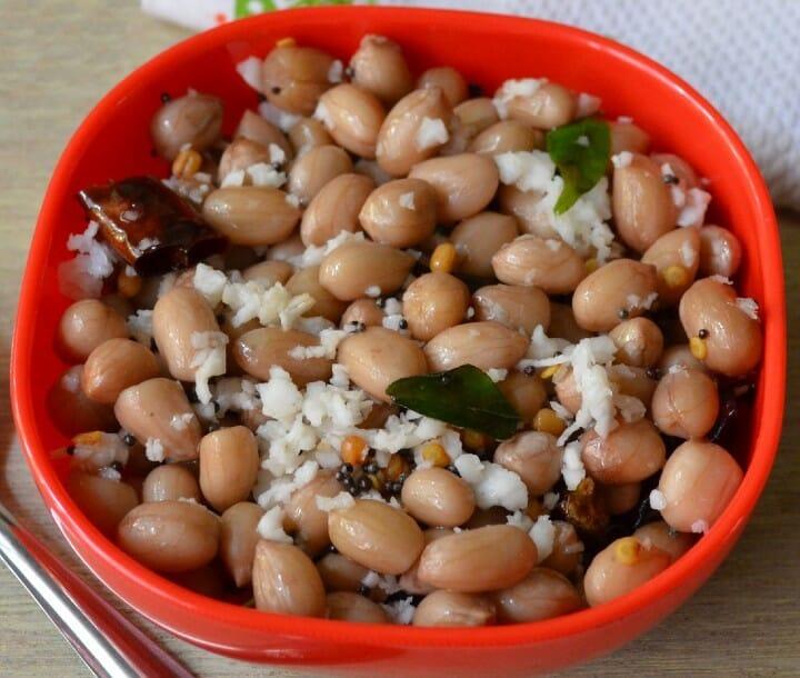 peanut sundal - Peanut Sundal