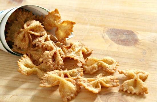 pasta chips - Pasta Chips