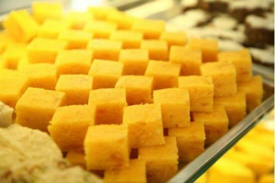 Pineapple Katli (Pineapple Burfi)