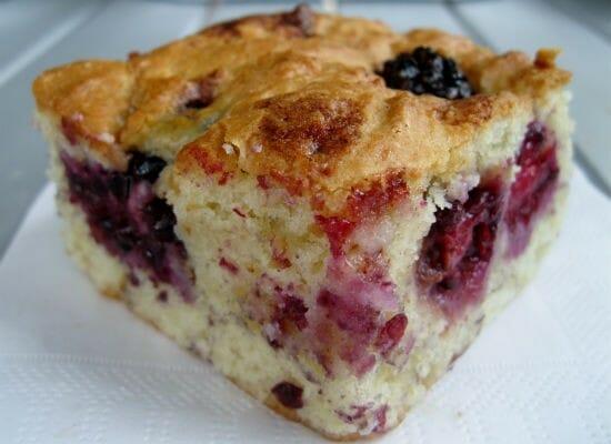 blackberry coffee cake - Blackberry Coffee Cake