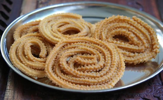 spicy murukku kara murukku - Spicy Murukku (Kara Murukku)