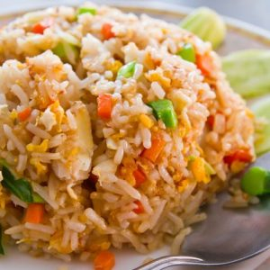 Thai Crab Fried Rice