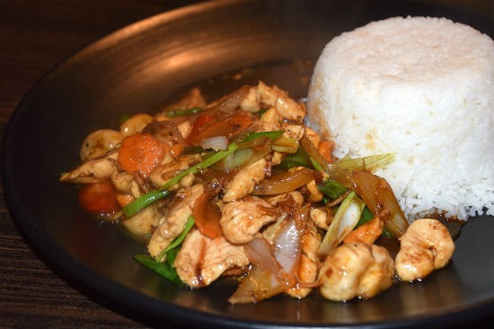 Thai Stir-Fried Chicken