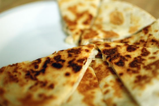 cheese quesadillas - Cheese Quesadilla