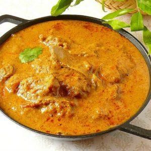 Tirunelveli Mutton Kuzhambu