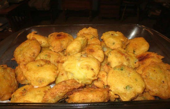 Potato Vadai