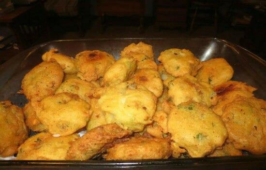 Potato Vadai