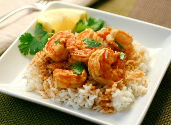 shrimp peri peri - Shrimp Peri Peri