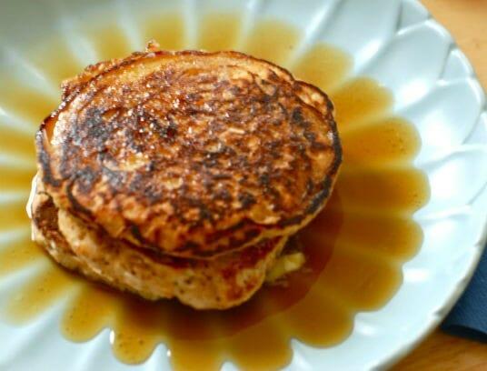 sweet potato pancakes - Sweet Potato Pancakes
