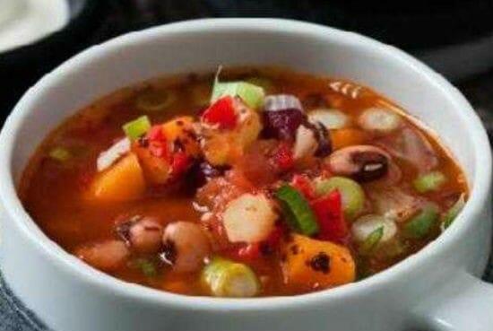 Mexican Chilli Bean Soup