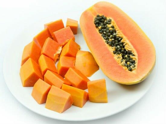 papaya - செட்டிநாடு பப்பாளி குருமா
