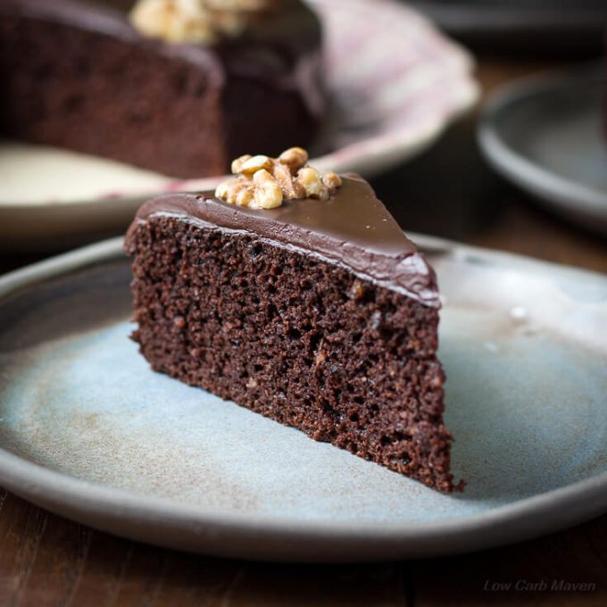 Five Spice Chocolate Cake - Five-Spice Chocolate Cake