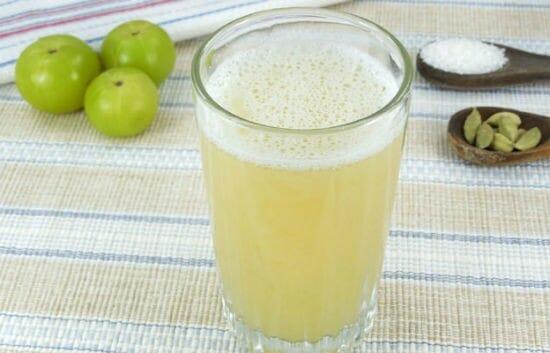 Amla Juice (Gooseberry Juice)