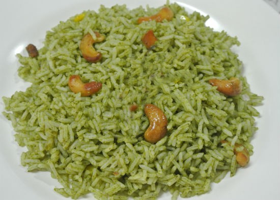 varagu pudina rice - Varagu Pudina Rice
