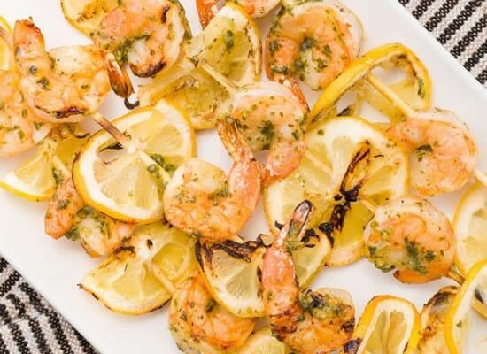 cajun shrimp skewers - Cajun Shrimp Skewers
