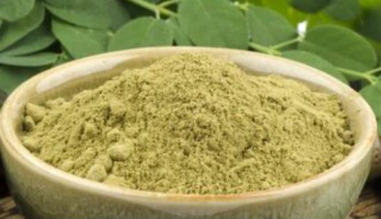Murungai Keerai Podi (Drumstick Leaves Powder)